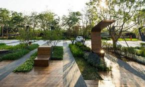 景观木制品